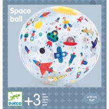 Felfújható labda - Űrjárművek,  35 cm ø