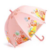 Esernyő - virágos kert