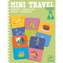 Mini utazó játék - Kérdezz-felelek - Teki