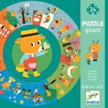 Óriás puzzle - Az év