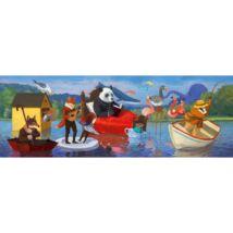Művészi puzzle - Summer Lake