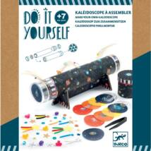 DIY - Kaleidoszkóp készítő - Űrutazás