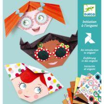 Origami - Kedves arcok - Pretty faces
