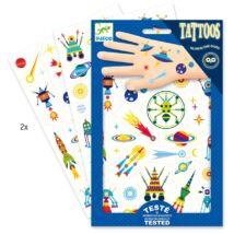 Tetoválás - Space oddity