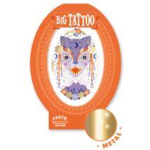 Tetováló matricák - Mystic beast