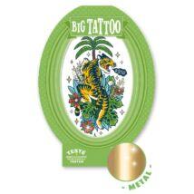 Tetováló matricák - Tiger