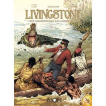 Livingstone - Képregény