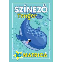 Színező - Tenger