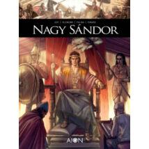 Nagy Sándor - Képregény