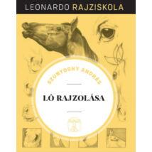 Leonardo rajziskola - Ló rajzolása