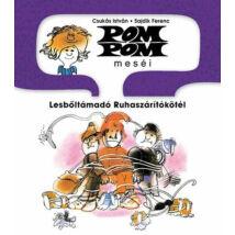 Pom Pom meséi - Lesbőltámadó Ruhaszárítókötél - Pom Pom meséi 9.