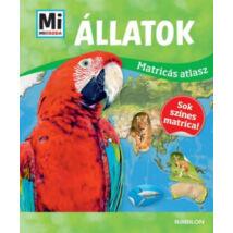 Mi Micsoda matricás atlasz - Állatok