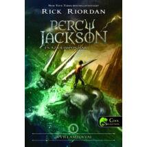 Percy Jackson és az olimposziak 1. - A villámtolvaj - puha kötés