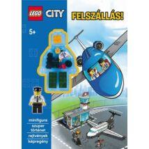 LEGO City – Felszállás!