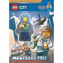 LEGO City - Mentésre fel! - Ajándék orvos minifigura!