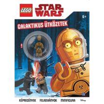 LEGO Star Wars - Galaktikus ütközetek - Ajándék C-3PO minifigura!