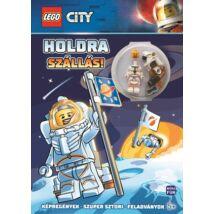 Lego City – Holdra szállás!