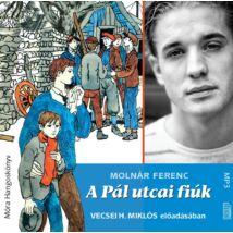 A Pál utcai fiúk hangoskönyv
