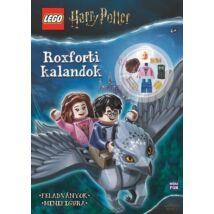 LEGO Harry Potter - Roxforti kalandok - Ajándék Hermione minifigura!