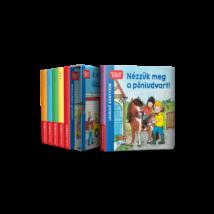 A világ kicsiben – Legelső könyveim
