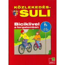 Közlekedés-suli: Biciklivel a forgalomban