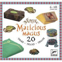 Bűvészkészlet - Maliciorus magus - 20 trükk