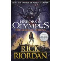 Heroes of Olympus - the mark of Anthena