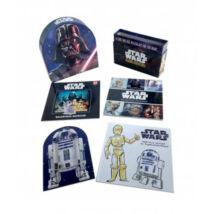 Star Wars - Betűfalók könyvtára (kartondoboz)
