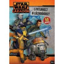Star Wars - Lázadók matricás foglalkoztató 2
