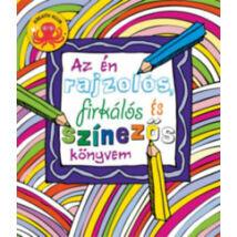 Az én rajzolós, firkálós és színezős könyvem
