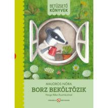 BORZ BEKÖLTÖZIK - Betűzgető könyvek 2.