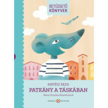 PATKÁNY A TÁSKÁBAN - Betűzgető könyvek 3.
