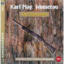Winnetou - Old Shatterhand - hangoskönyv