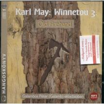 Winnetou 3. - hangoskönyv