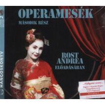 Operamesék 2. - hangoskönyv