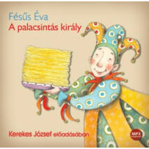 A palacsintás király - hangoskönyv