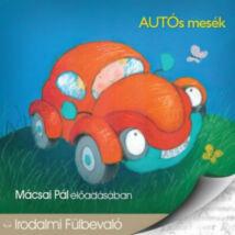 Autós mesék - hangoskönyv