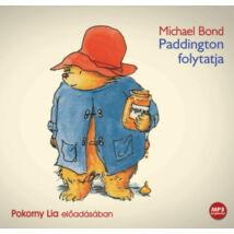 Paddington folytatja - hangoskönyv
