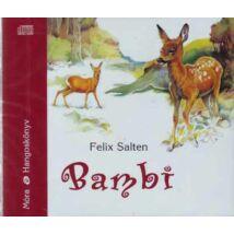 Bambi - Hangoskönyv