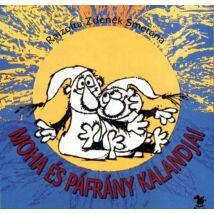 Moha és páfrány kalandjai-leporelló