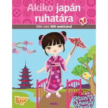 Akiko japán ruhatára - Csini babák