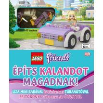 LEGO Friends Építs kalandot magadnak!