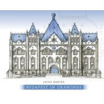 Budapest in drawings - Bartos Erika