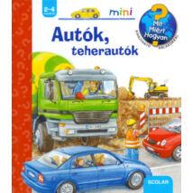Autók, teherautók 2.kiadás