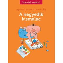 Szeretek olvasni! - A negyedik kismalac