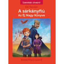 Szeretek olvasni! - A sárkányfiú 2. Az Éj Nagy Könyve