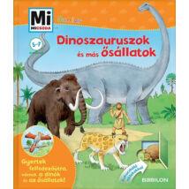 Mi micsoda junior - Dinoszauruszok és más ősállatok