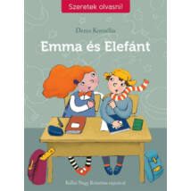Szeretek olvasni! Emma és Elefánt
