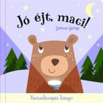 Jó éjt, maci! - varázslámpás könyv