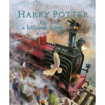 Harry Potter és a bölcsek köve -illusztrált